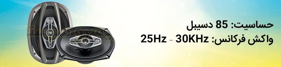 مشخصات جی وی سی 7158