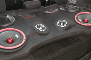 سیستم صوتی خودرو